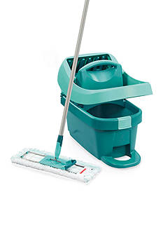 Leifheit Profi System Mop Press 3 Pc Set (Bucket, Handle, Pad)