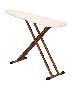 Household Essentials Fibertech Top Bamboo-Leg Ironing Board - Online Only