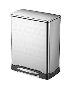 Household Essentials 50L Neo Cube Step Soft Close Bin
