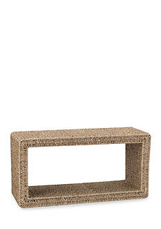 Household Essentials Seagrass Wicker Modular Coffee Table - Online Only