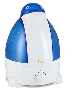 Crane Puffington the Penguin Ultrasonic Cool Mist Humidifier