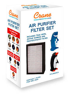 Crane True HEPA Air Purifier Filter