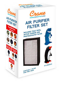 Crane HEPA-Type Air Purifier Filter