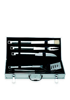 BergHOFF Cubo 6-Piece Barbecue Set in Case
