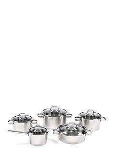BergHOFF 10-Piece Cookware Set Manhattan