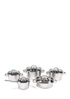 BergHOFF 10-Piece Cookware Set Manhattan