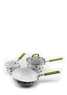 BergHOFF Children's 4-Piece Cookware Set