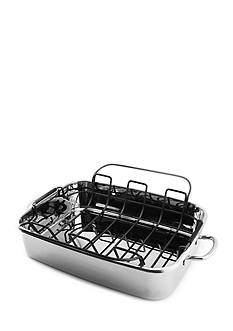 BergHOFF Stainless Steel 15-in. Roaster Pan