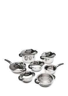 BergHOFF Virgo 12-Piece Stainless Steel Cookware Set