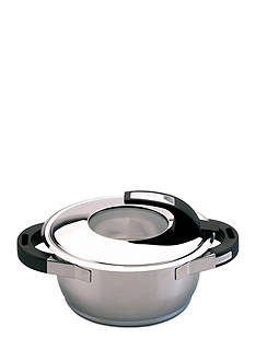 BergHOFF Virgo 7-in. Stainless Steel Covered Casserole