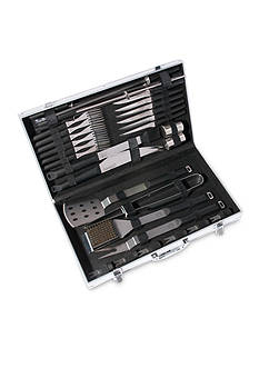 BergHOFF Eclipse 33-Piece BBQ Set with Ergonomic Handles