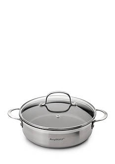 BergHOFF Bistro 10-in. Covered 2 Handle Deep Skillet