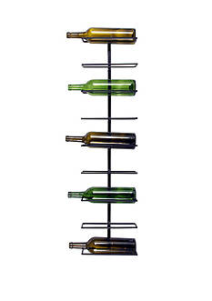 Oenophilia Wine Ledge Wall Rack