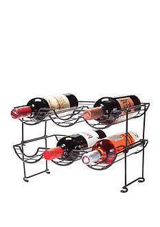 Oenophilia Halfpipe Stackable Wine Rack