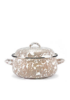 Golden Rabbit 4-qt. Swirl Dutch Oven