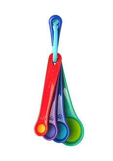 Squish™ 4-Piece Measuring Spoon Set