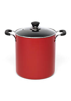 T-fal Nonstick 12-qt. Red Stockpot