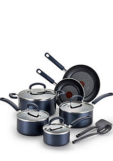 T-fal Luxe 12-Piece Non-Stick Cookware Set