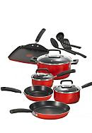 T-fal® Signature 12-Piece Cookware Set