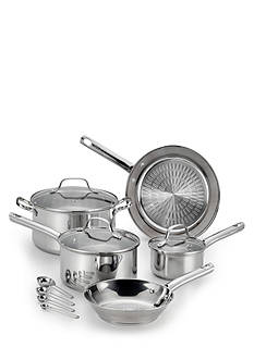 T-fal PerformaPro Stainless Steel 14-Piece Cookware Set
