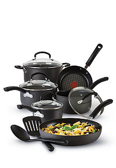 T-fal Ultimate 12 pc. Hard Anodized Nonstick Cookware Set