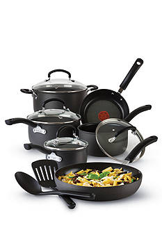 T-fal Ultimate Hard Anodized Nonstick 12-Piece Cookware Set