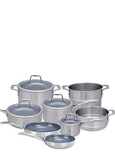 Zwilling J.A. Henckels Spirit Nonstick Aluminum 12-Piece Cookware Set