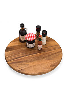 Lipper International Acacia 18-in. Lazy Susan