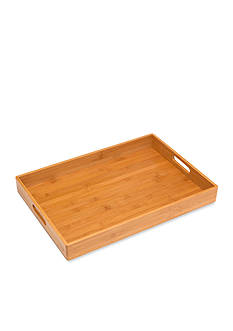 Lipper International Bamboo Solid Tray
