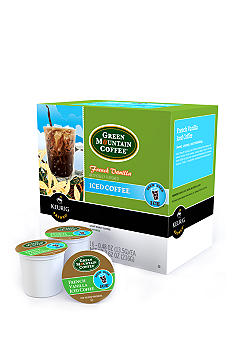 Keurig Green Mountain French Vanilla Iced K-Cup 16 Count