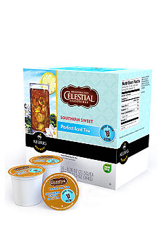 Keurig Celestial Seasonings Perfect Iced Tea Southern Sweet K-Cup 16 Count