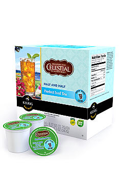 Keurig Celestial Seasonings Half & Half Tea K-Cup 16 Count