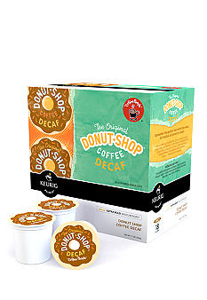 Keurig Coffee People Donut Shop Decaf K-Cup 18 Count