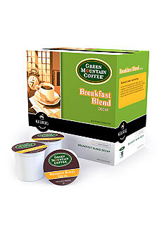 Keurig Green Mountain Breakfast Blend Decaf K-Cup 18 Count