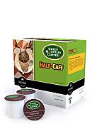 Keurig Green Mountain Half Caff K-Cup 18 Count
