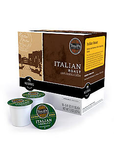 Keurig Tully's Italian Roast K-Cup 18 Count