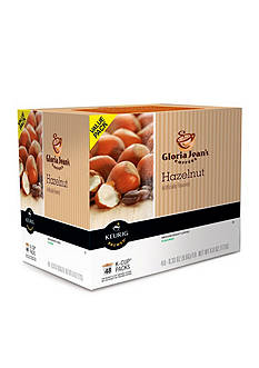 Keurig Gloria Jean's Hazelnut K-Cup Pack 48 Count