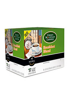 Keurig Green Mountain Breakfast Blend K-Cup Pack 48 Count