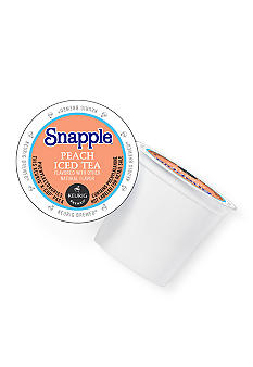 Keurig Snapple Peach Iced Tea K-Cup 16 Count