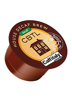 CBTL House Brew Decaf Capsule 16 Count