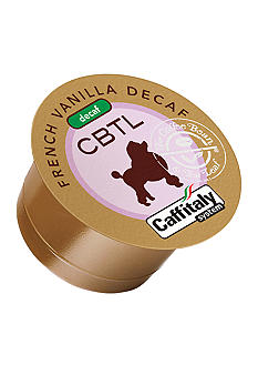 CBTL French Vanilla Decaf Capsule 16 Count - Online Only