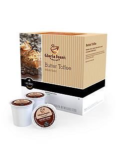 Keurig Gloria Jean's Butter Toffee K-Cup 108 Count