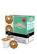 Keurig Coffee People Donut Shop K-Cup 18 Count