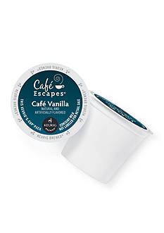 Keurig Cafe Escapes Cafe Vanilla K-Cup 16 Count