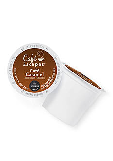 Keurig Cafe Escapes Cafe Caramel K-Cup 16 Count