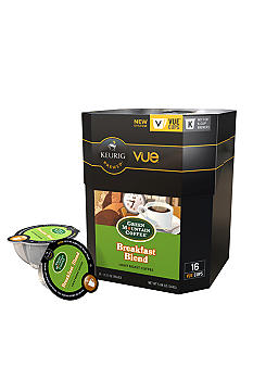 Keurig Green Mountain Breakfast Blend Vue Pack 16 Count