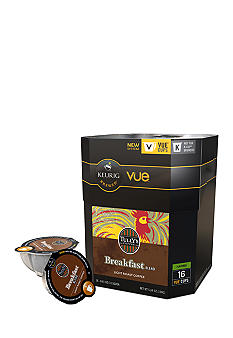 Keurig Tully's Breakfast Blend Vue Pack 16 Count