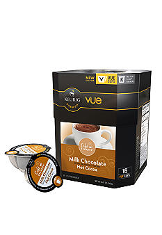 Keurig Milk Chocolate Hot Cocoa Vue Pack 16 Count