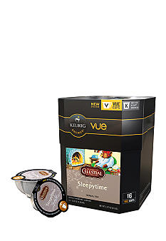 Keurig Celestial Seasonings Sleepytime Tea Vue Pack 16 Count