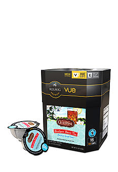 Keurig Celestial Seasonings Southern Sweet Perfect Iced Tea Vue Pack 16 Count